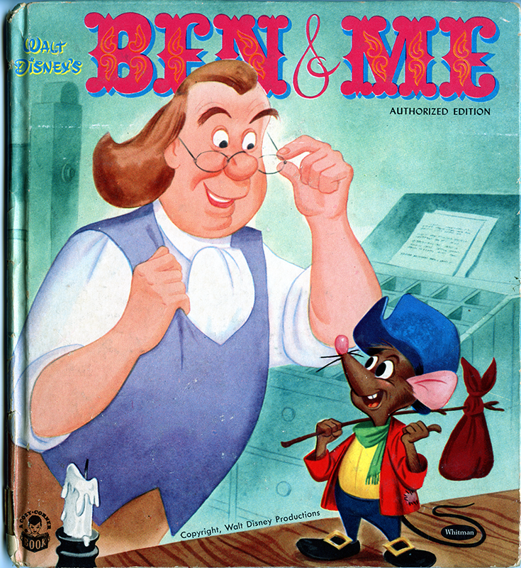One Plus One >> Ben and Me Book – Earl Klein Art